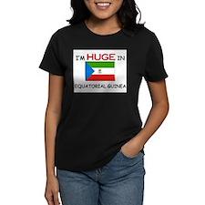 I'd HUGE In EQUATORIAL GUINEA Tee