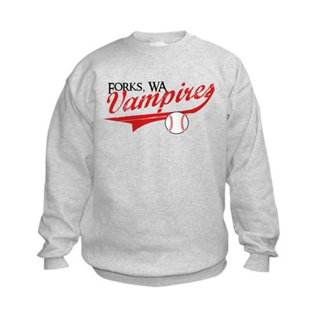 Vampires Kids Sweatshirt