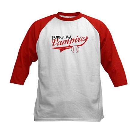Vampires Kids Baseball Jersey