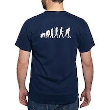 Field hockey players T-Shirt