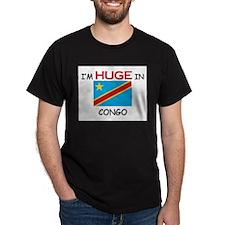 I'd HUGE In CONGO T-Shirt