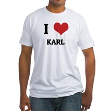 I Love Karl Shirt