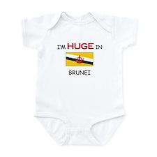 I'd HUGE In BRUNEI Infant Bodysuit