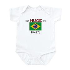 I'd HUGE In BRAZIL Infant Bodysuit