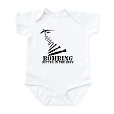 B-52 Buff Infant Bodysuit