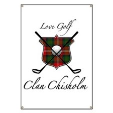 Chisholm - Love Golf - Banner