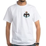 32nd Degree Master Mason White T-Shirt