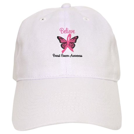 Believe Breast Cancer Cap