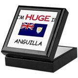 I'd HUGE In ANGUILLA Keepsake Box