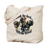 Mastiff (multi) Anti-BSL 3 Tote Bag