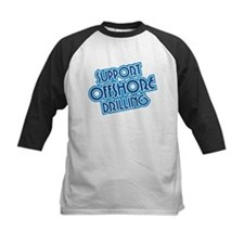 Support Offshore Drilling Tee
