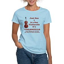 violOncello -- Cello Pride T-Shirt
