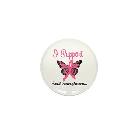 Breast Cancer Awareness Mini Button