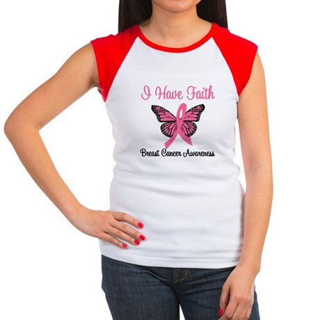 I Have Faith (BCA) Women's Cap Sleeve T-Shirt
