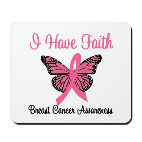 I Have Faith (BCA) Mousepad