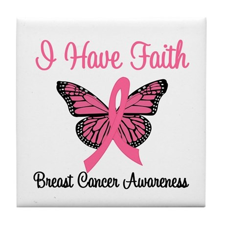 I Have Faith (BCA) Tile Coaster