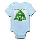 Joe's Trinity Knot Infant Bodysuit