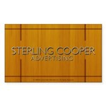 Sterling Cooper Sticker