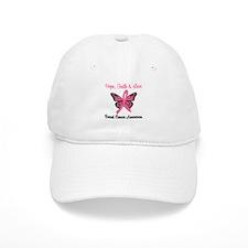 Breast Cancer Hope Baseball Cap