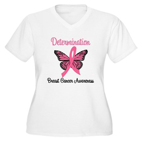 Do Something (BCA) Women's Plus Size V-Neck T-Shir