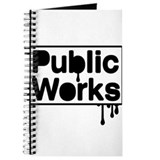Public Works Logo Journal