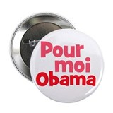 Pour moi Obama, For me Obama, French