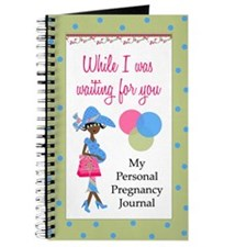 While I was waiting Pregnancy Diary Journal