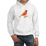 Lovely Cardinal Jumper Hoody