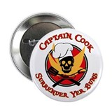 "Captain Cook 2.25"" Button"