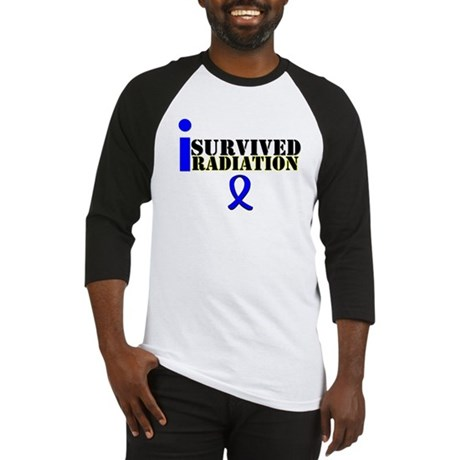 I Survived Radiation Baseball Jersey