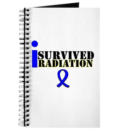I Survived Radiation Journal