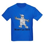 The Mummy's Girl Kids Dark T-Shirt
