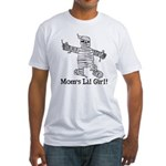 The Mummy's Girl Fitted T-Shirt