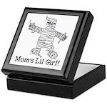 The Mummy's Girl Keepsake Box
