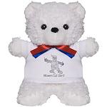 The Mummy's Girl Teddy Bear