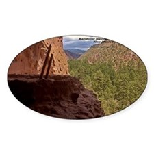Bandolier Oval Sticker (50 pk)