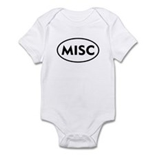 MISC Infant Bodysuit
