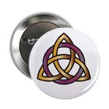 "Joe's Trinity Knot 2.25"" Button (10 pack)"