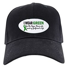 I Wear Green 2 (Girlfriend's Life) Baseball Hat