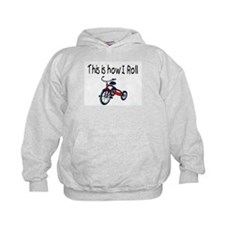 This Is How I Roll (Tricycle) Hoodie
