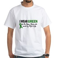 I Wear Green 2 (Wife's Life) Shirt