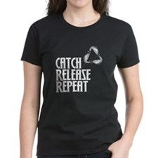 Catch Release Repeat Tee
