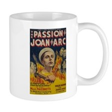 The Passion of Joan of Arc Movie Poster Coffee Mug