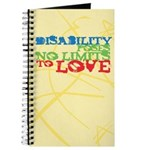 Disability + Love Journal