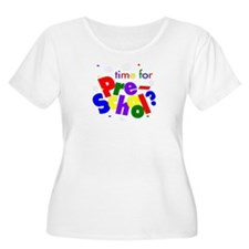 Time For Pre-School T-Shirt