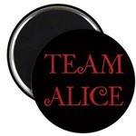 Team Alice Magnet