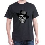 Gangster Skull T-Shirt