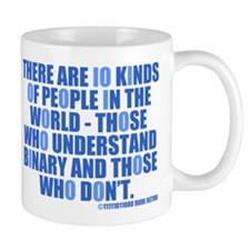 10 Kinds of People Mug