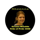 "Corinne Wilschke 3.5"" Button"