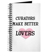 Curators make better lovers Journal